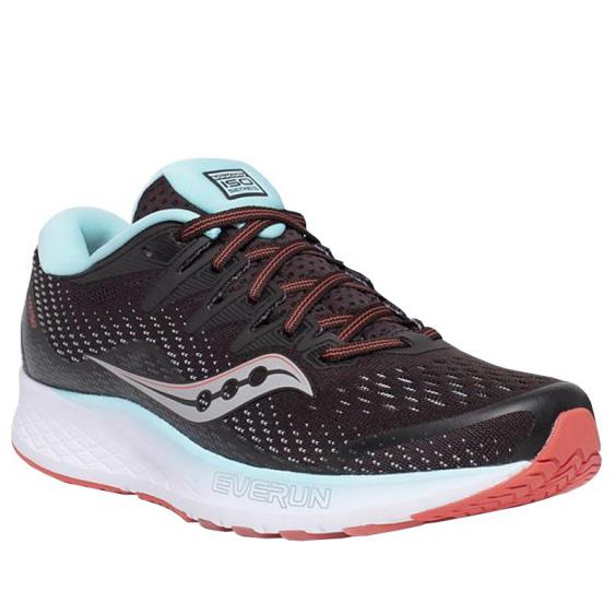 Saucony Ride ISO2 Brown/ Coral S10514-45 (Women's)