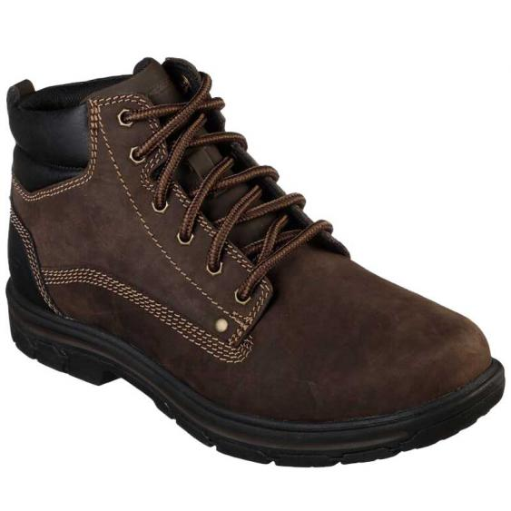 Skechers Segment Garnet Chocoalte/ Dark Brown 65573-CDB (Men's)