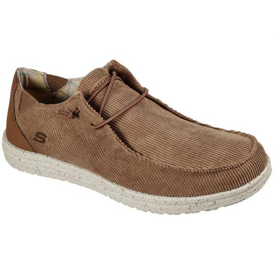 Skechers Relaxed Fit Melson Brown 210302-BRN (Men's)