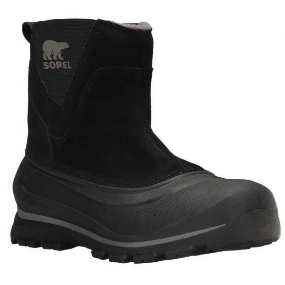 Sorel Buxton Pull On Black/ Quarry 1760171-010 (Men's)