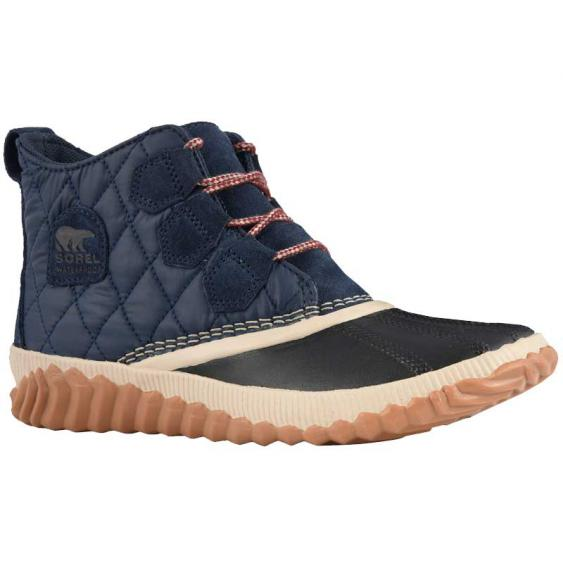 Sorel Out 'N About Plus Collegiate Navy 1834101-464 (Women's)