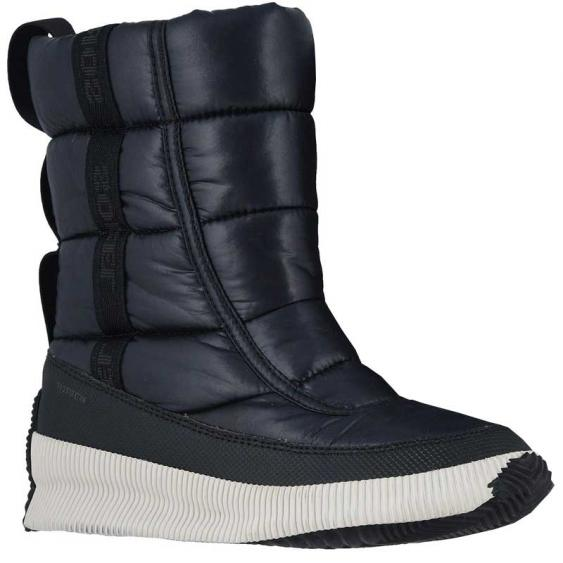 Sorel Out 'N About Puffy Mid Black 1876881-010 (Women's)