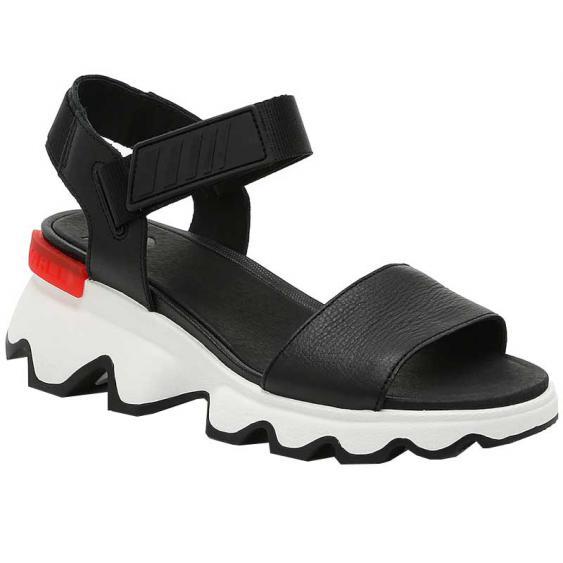 Sorel Kinetic Sandal Black 1891901-010 (Women's)