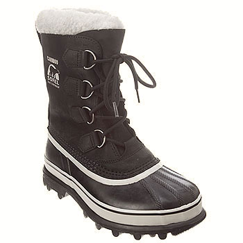 Sorel Caribou Black NL1005-011 (Women's)