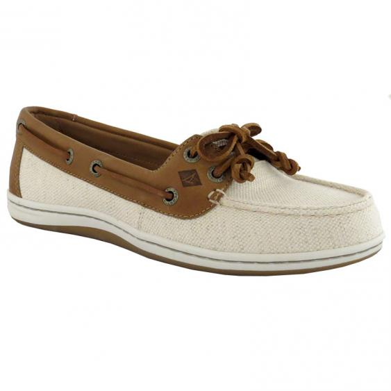 Sperry Firefish Nubby Natural STS95798 (Women's)