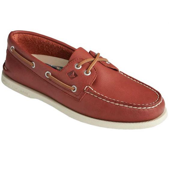 Sperry Authentic Original A/O 2-Eye Whisper Red STS22218 (Men's)