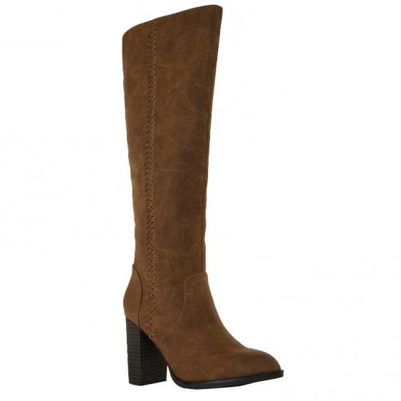 Madden Girl by Steve Madden Graysoon Cognac (Women's)