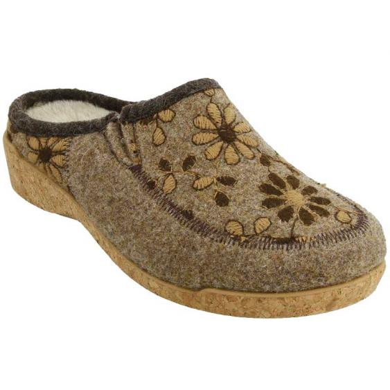 Taos Woolderness 2 Taupe (Women's)