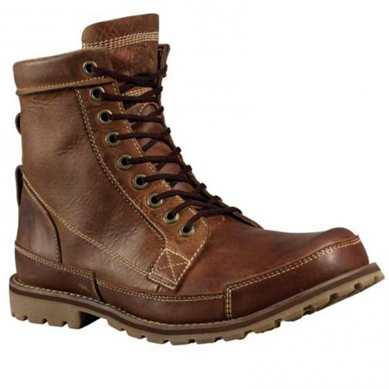 Timberland Earthkeepers Originals 6'' Boot Red Brown TB015551-210 (Men's)
