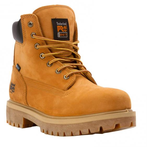 Timberland Pro Direct Attach 6'' WP Wheat 65030 (Men's)