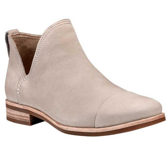 Timberland Somers Falls Short Ankle Boot Light Taupe TB0A1PC6K51 (Women's)
