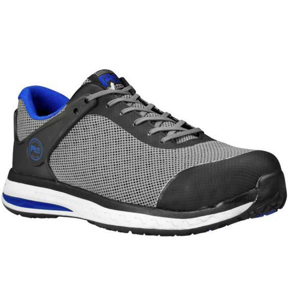 Timberland Pro Drivetrain Comp Toe Grey/Blue TB0A1ORR065 (Men's)