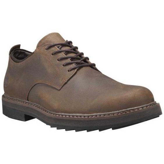 Timberland Squall Canyon WP Oxford Dark Brown Full Grain TB0A1R38931 (Men's)