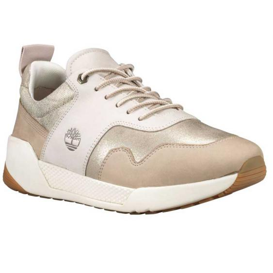 Timberland Kiri Up Light Taupe/ Gold TB0A227TK51 (Women's)