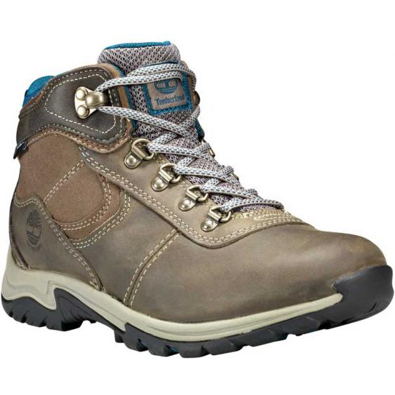 Timberland Mt. Maddsen Mid WP Grey TB0A1NRW110 (Women's)