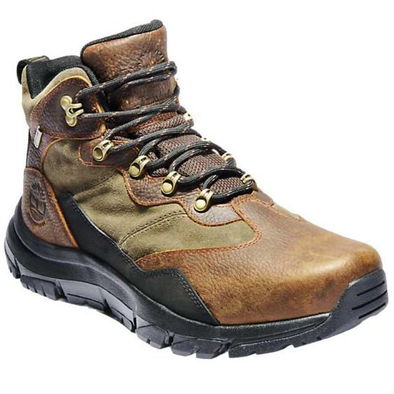 Timberland Garrison Field Mid Waterproof Brown TB0A2468V12 (Men's)