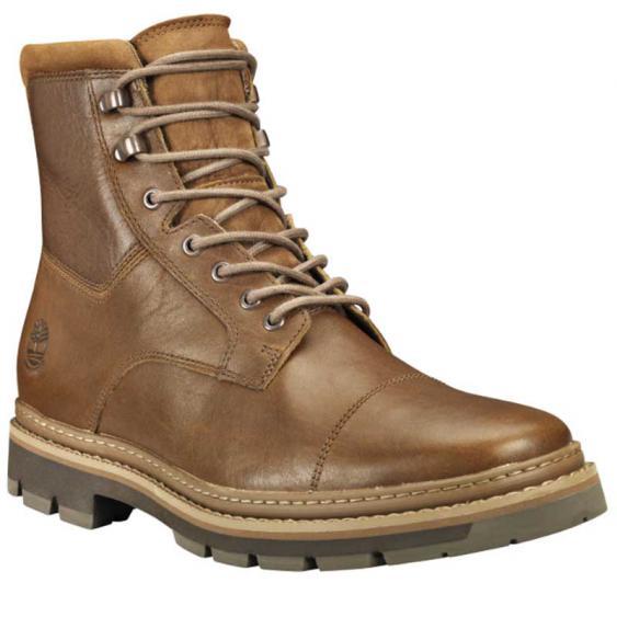 Timberland Port Union Waterproof Insulated Boot Medium Brown TB0A2BSG210 (Men's)