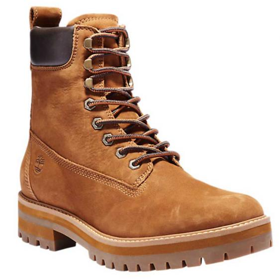 Timberland Courma Guy Waterproof Boot Rust TB0A27Y8F13 (Men's)