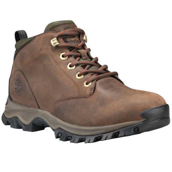 Timberland Mt. Maddsen Waterproof Chukka Dark Brown TB0A1VP2D71 (Men's)