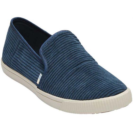 TOMS Shoes Clemente Atlantic Corduroy 10012393 (Women's)