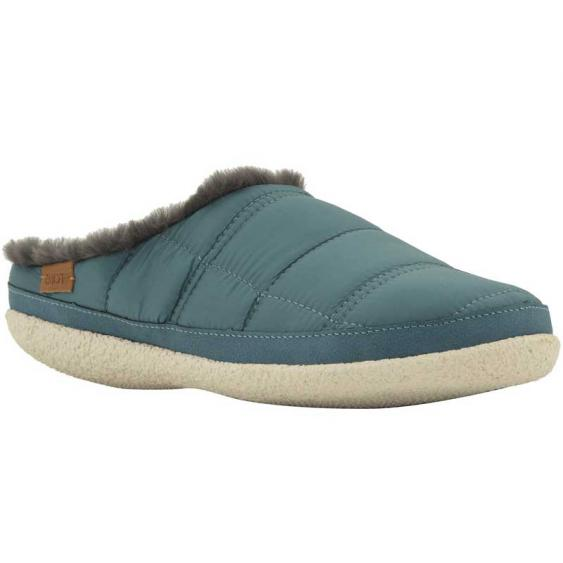 TOMS Shoes Ivy Stellar Blue Quilted 10012464 (Women's)
