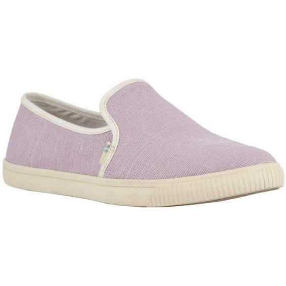 TOMS Shoes Clemente Burnished Lilac 10013383 (Women's)
