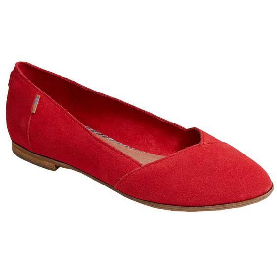 TOMS Shoes Julie Poinsettia 10014182 (Women's)