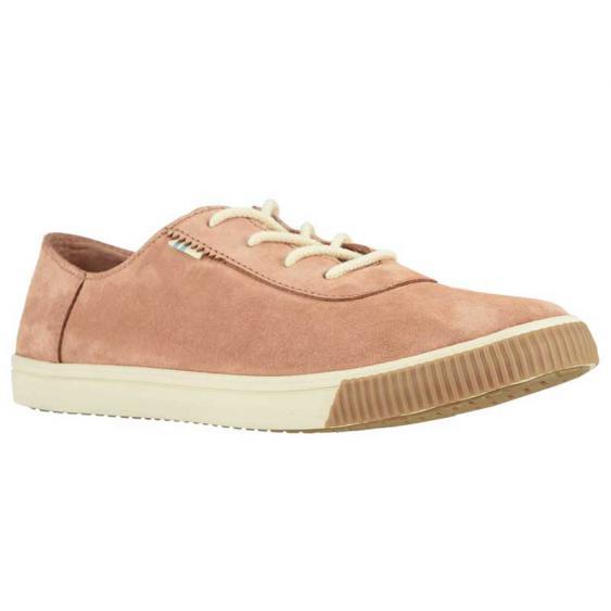 TOMS Shoes Carmel Sand Pink Pig 10014113 (Women's)