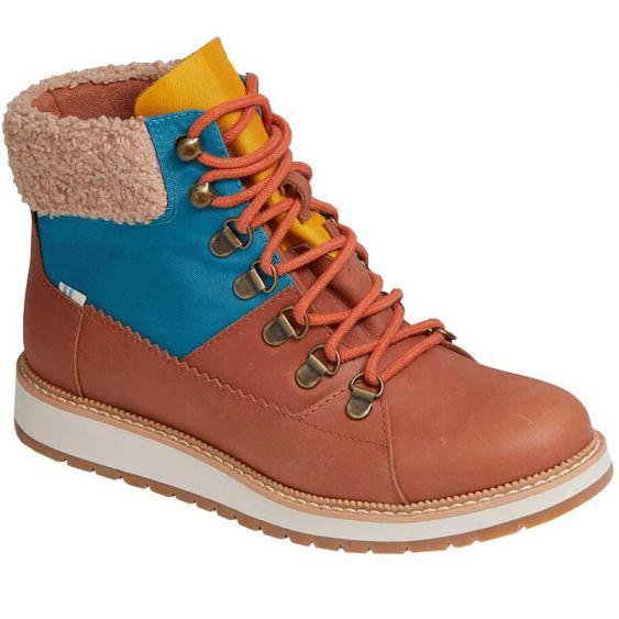 TOMS Shoes Mesa Hazel/ Harbor Blue 10014157 (Women's)