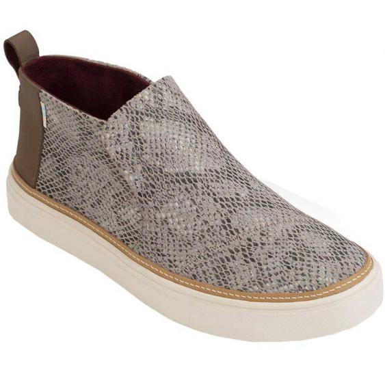 TOMS Shoes Paxton Cobblestone Snake 10015803 (Women's)