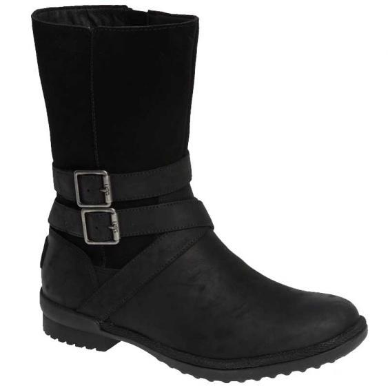 UGG Lorna Boot Black 1095155-BLK (Women's)