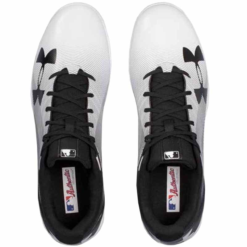 Brand New Under Armour Leadoff Low RM Men/'s BaseBall Cleats 1297317-011