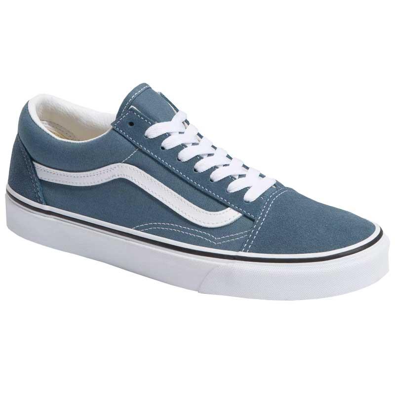 Vans Old Skool Blue Mirage/ True White