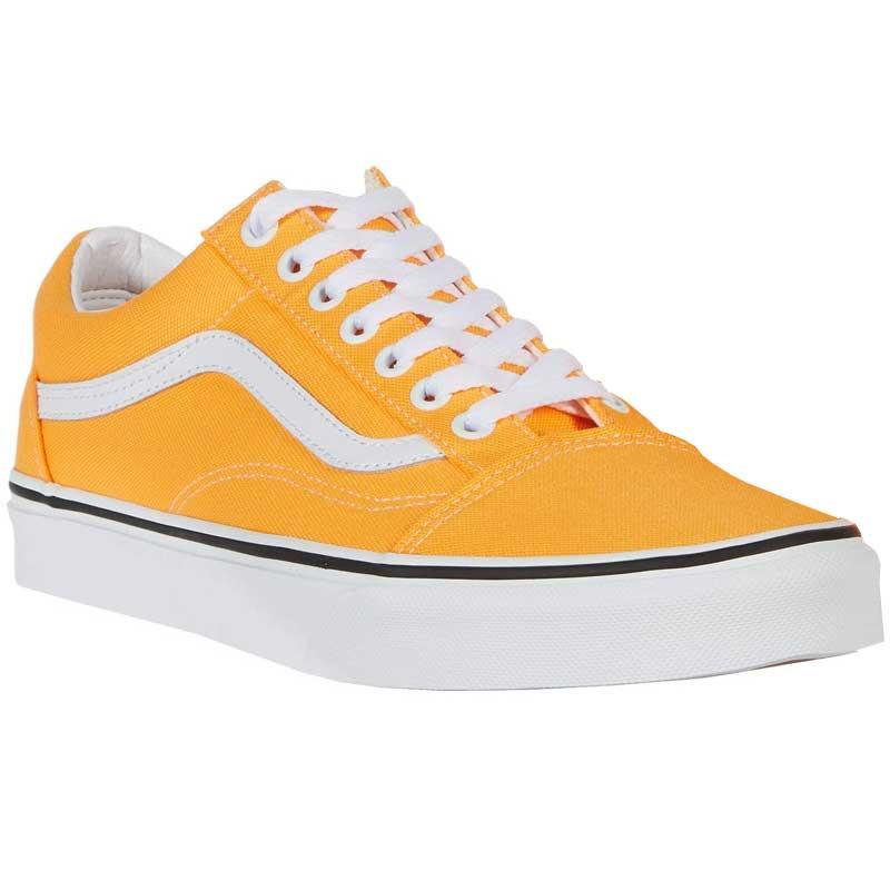 Vans Old Skool Neon Blazing Orange