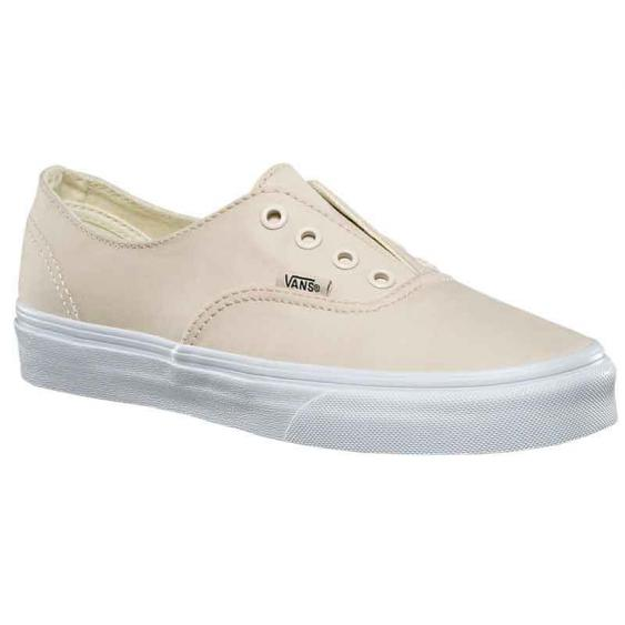 Vans Authentic Gore Brushed Twill Tapioca/ True White VN0A38ETQAF (Women's)