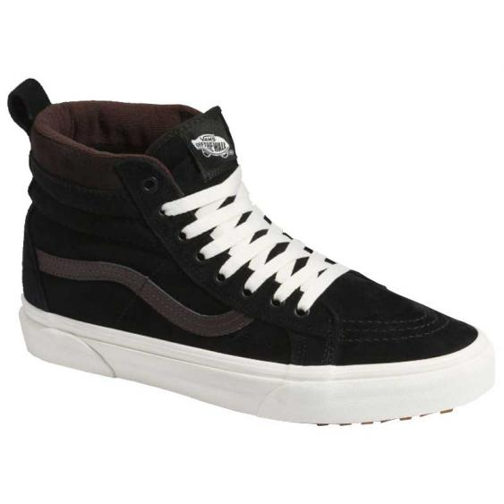 Vans Sk8-Hi MTE Black/ Chocolate Torte VN0A4BV7V3Z (Men's)