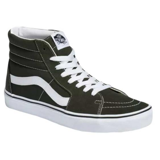 Vans Sk8-Hi Forest Night/ True White VN0A4BV62LE (Men's)