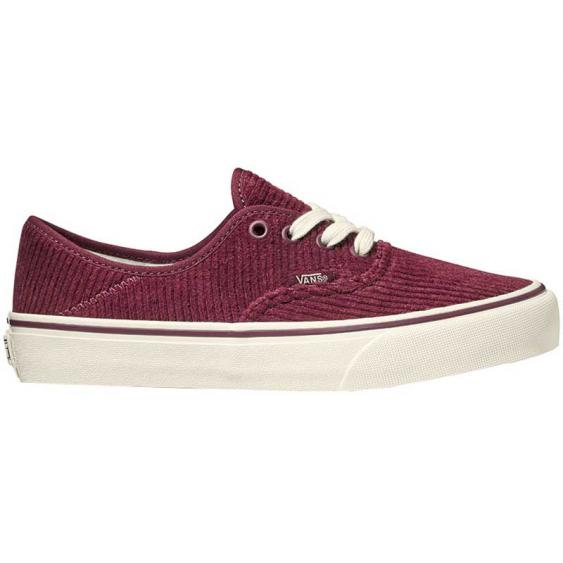 Vans Authentic SF Corduroy Port Royal/ Marshmallow VN0A3MU6T7W (Women's)