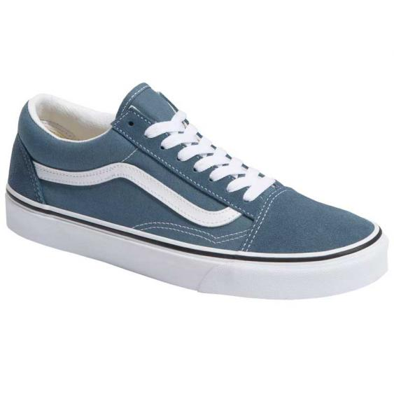 Vans Old Skool Blue Mirage/ True White VN0A4U3BX17 (Men's)