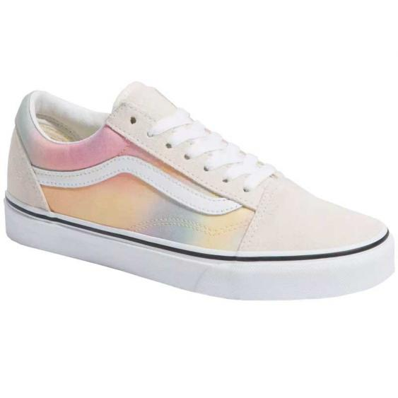Vans Old Skool Aura Shift Multi/True White VN0A4U3BWGQ (Women's)