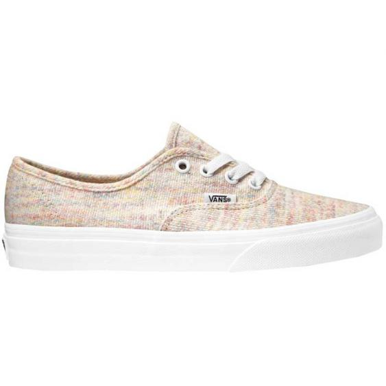Vans Authentic Rainbow Jersey Multi/True White VN0A2Z5IWN5 (Women's)