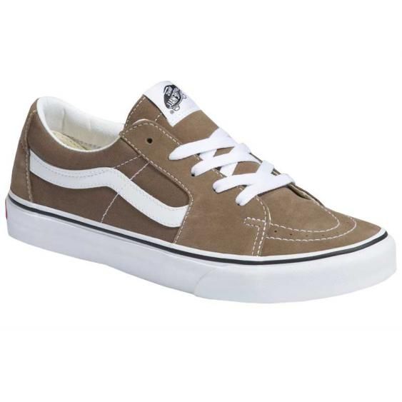 Vans Sk8-Low Walnut/True White VN0A4UUKA0N (Men's)