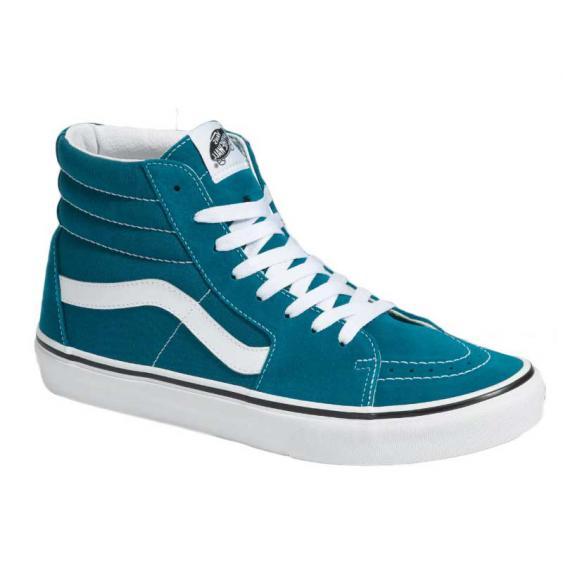 Vans Sk8-Hi Blue Coral/True White VN0A32QG9EM (Men's)