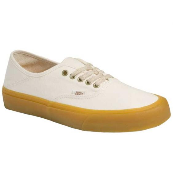 Vans Authentic SF (Eco Theory) Natural/Double Light Gum VN0A5HYP9GZ (Men's)