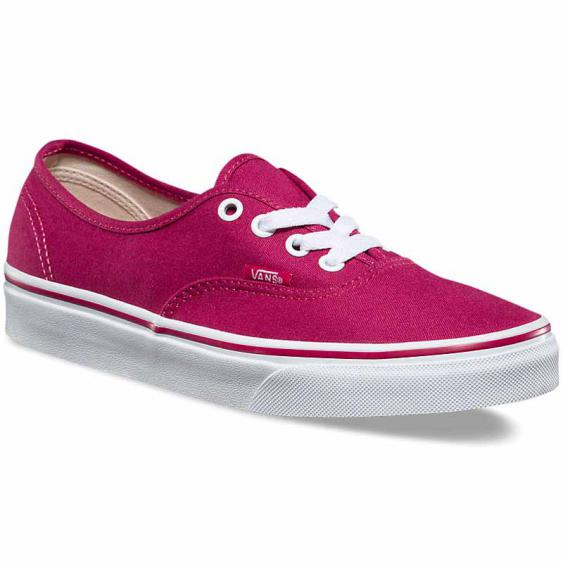 Vans Authentic Sangria / White VN0A38EMDNY (Women's)