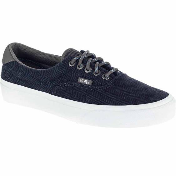 Vans Era 59 Tweed Tech Dark Denim VN0A38FSUK3 (Men's)