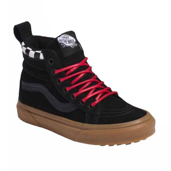 Vans SK8-HI MTE Checkerboard / Black VN0A2XSNUJT (Youth)