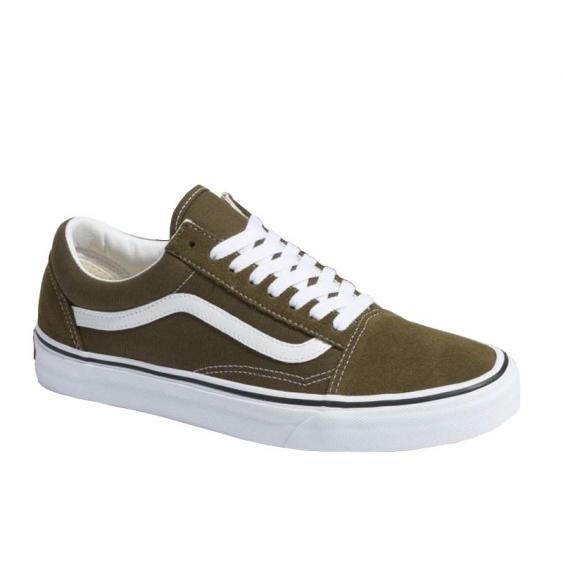 Vans Old Skool Beech/ True White VN0A4BV5V7D (Men's)