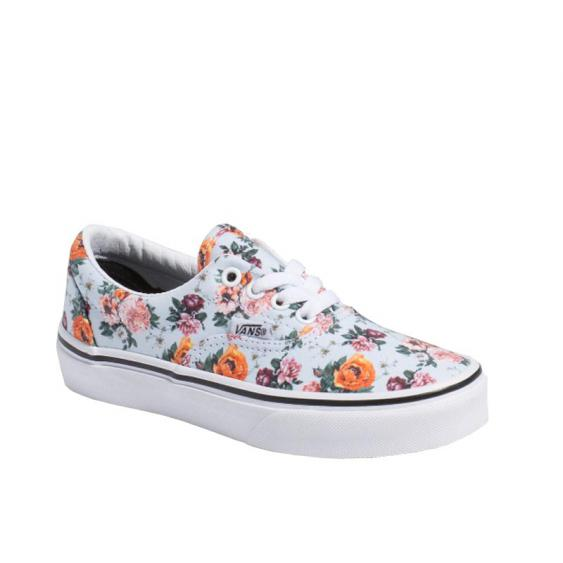 Vans Era Garden Floral/ True White VN0A38H8V3F (Kids)