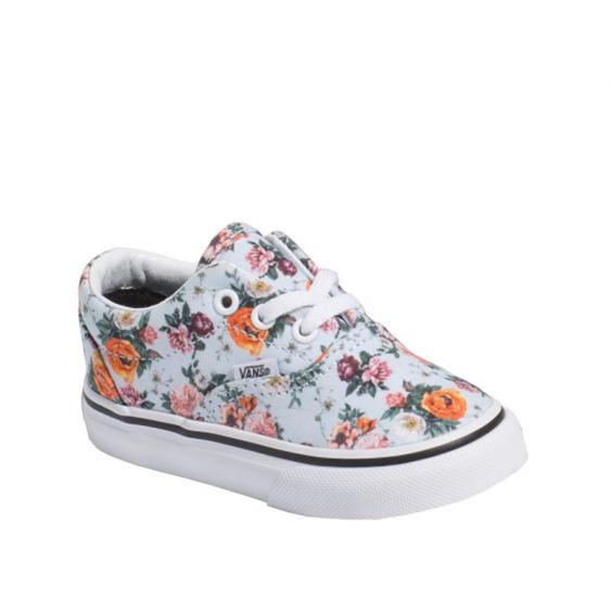 Vans Era Garden Floral/ True White VN0A38EBV3F (Infant)